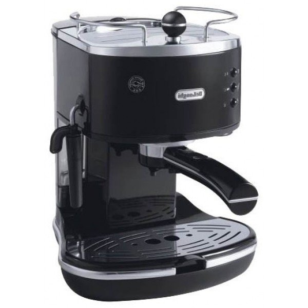 delonghi icona pump espresso automatic coffee machine eco310bk maker cafe new1 ebay. Black Bedroom Furniture Sets. Home Design Ideas