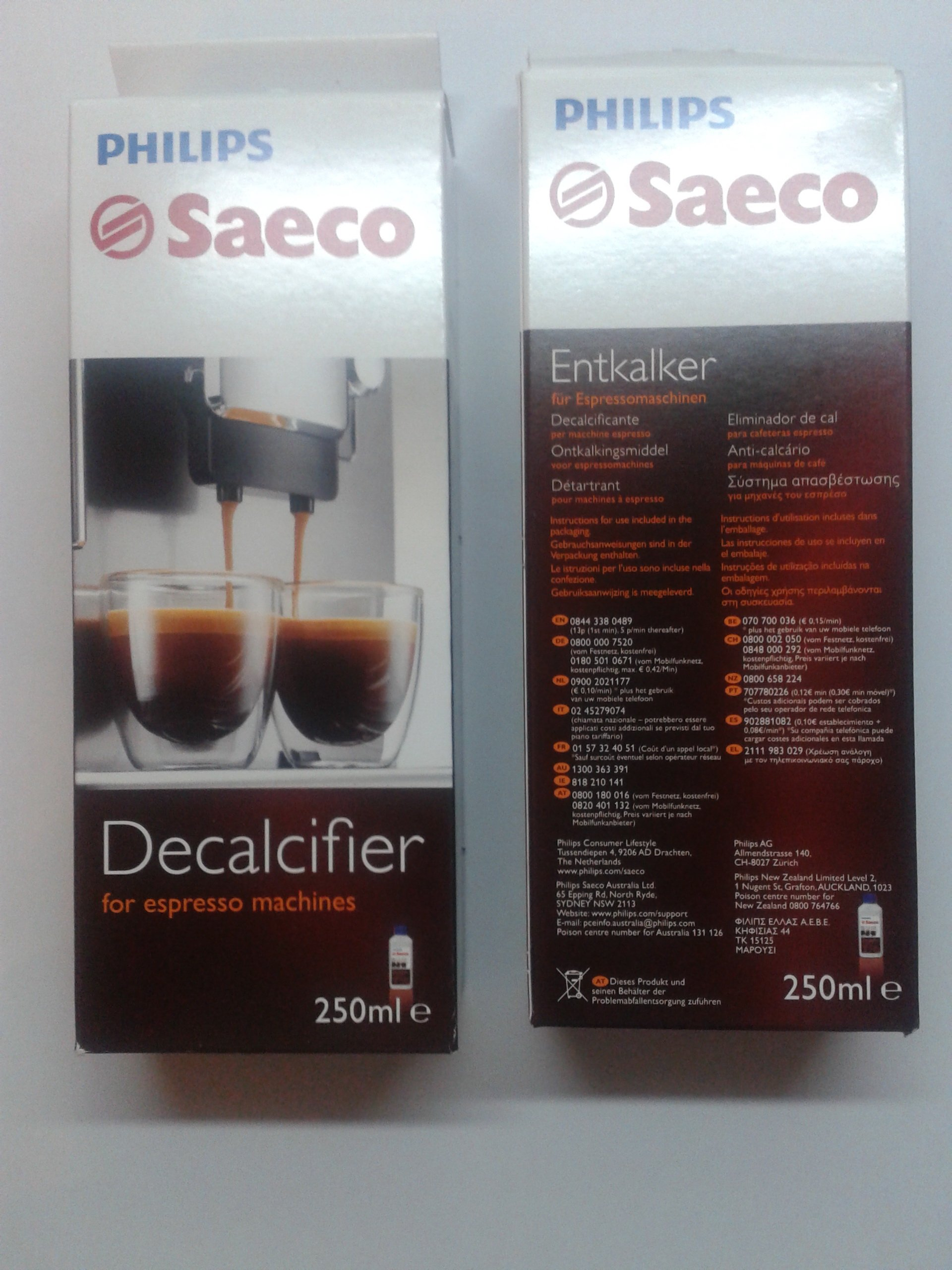 Saeco Decalcifier CA6700/00